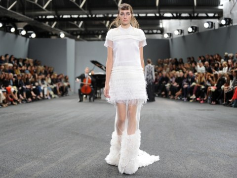London Fashion Week: Erdem continues to drift away from florals