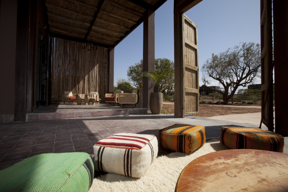 Head to Morocco for a new hotel focused on art and culture – and chilling out