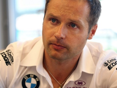 Metro's Andy Priaulx just misses out on points finish in DTM race at Oschersleben