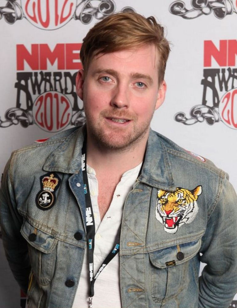 The Voice completes its coaching line-up: Kaiser Chiefs frontman Ricky Wilson joins the panel
