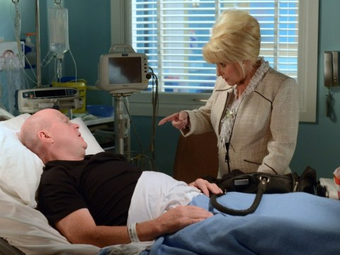 EastEnders: Peggy Mitchell returns but she shouldn't have bothered