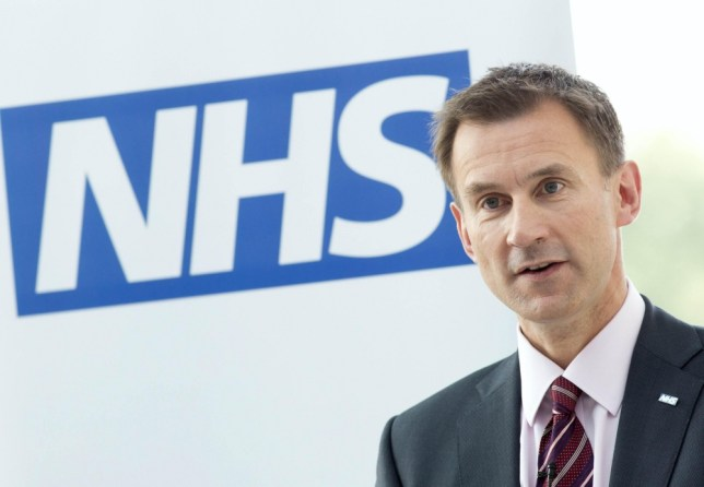 NHS: Temporary migrants face £200 health surcharge