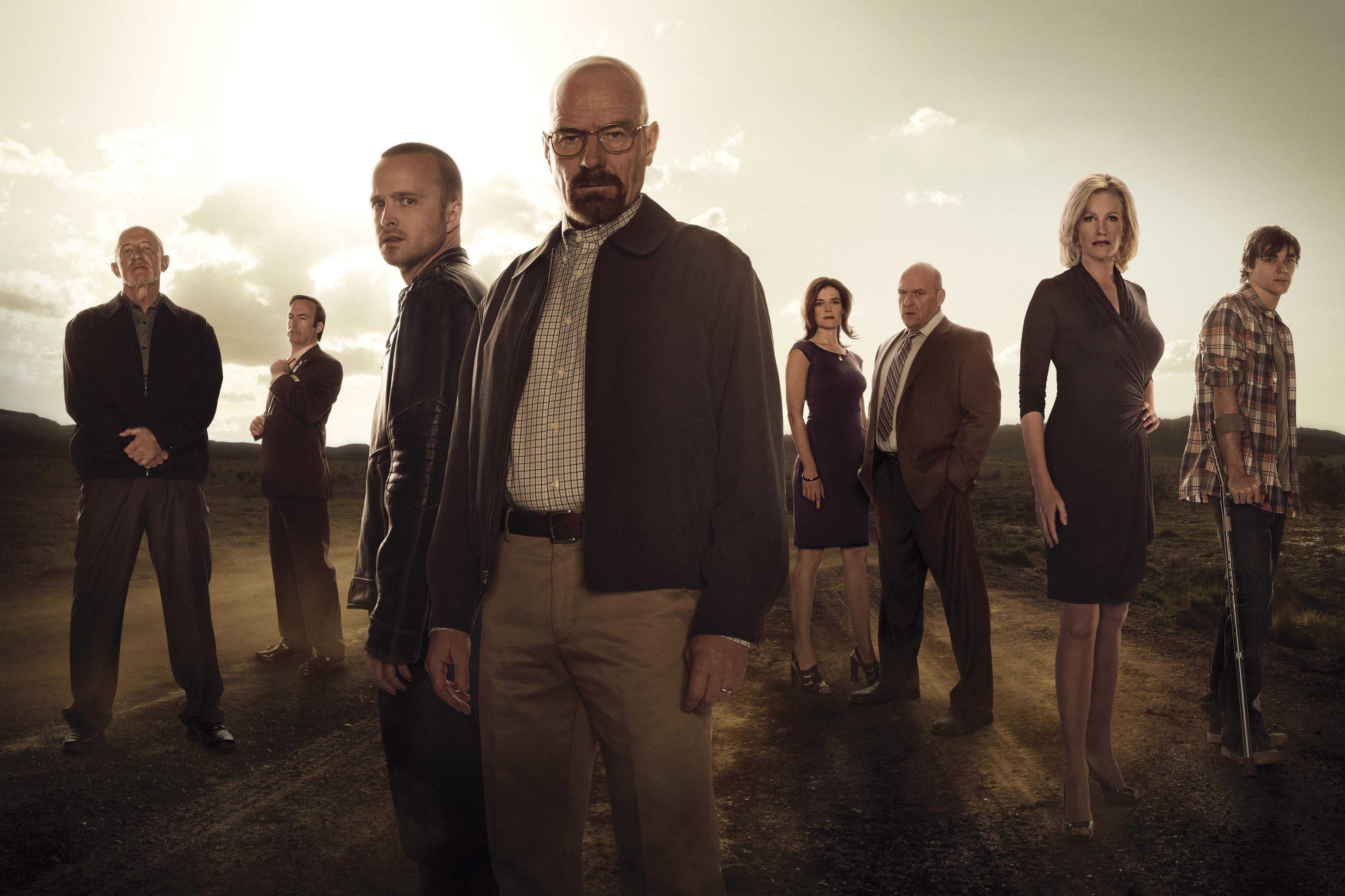 Breaking Bad full cast