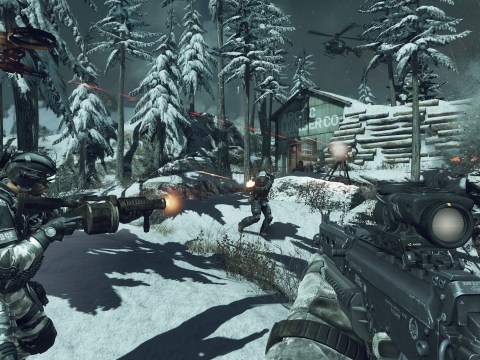 Games Inbox: Call of Duty: Ghosts and Blockbuster/Amazon's Xbox One/PS4 pre-orders