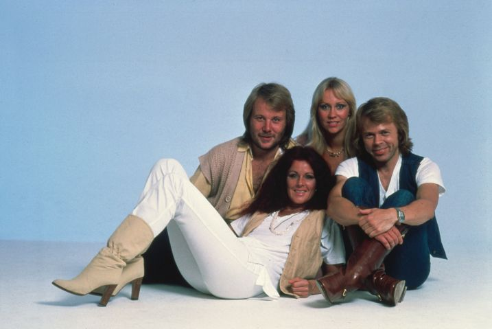 Abba's music is a hit for people on hold (Picture: Torbjörn Calvero)