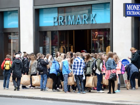 Primark grows sales by more than a fifth after new store openings