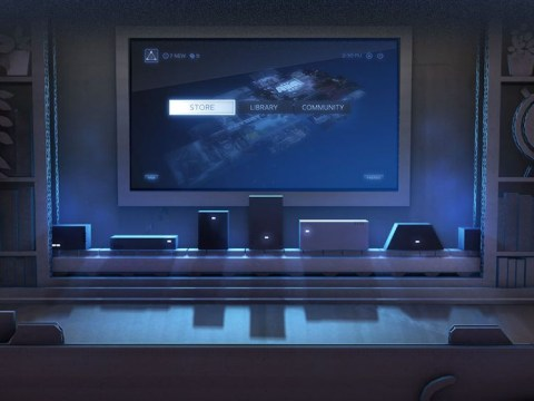 Valve announce Steam Machines PC/console hybrid for living room