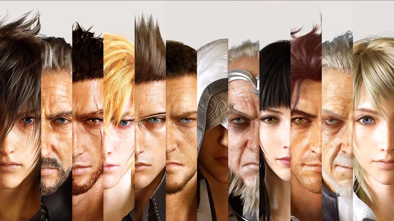 New Final Fantasy XV trailer focuses on combat