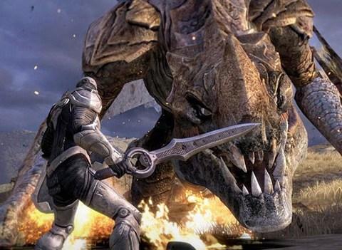 Infinity Blade III due on iOS next week
