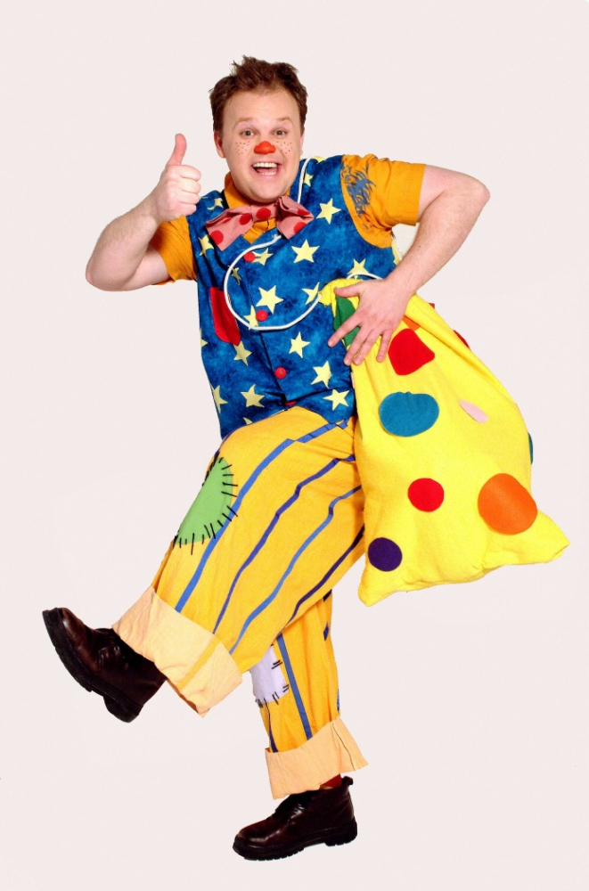 Children's TV star Justin Fletcher: I'd love to have my own family