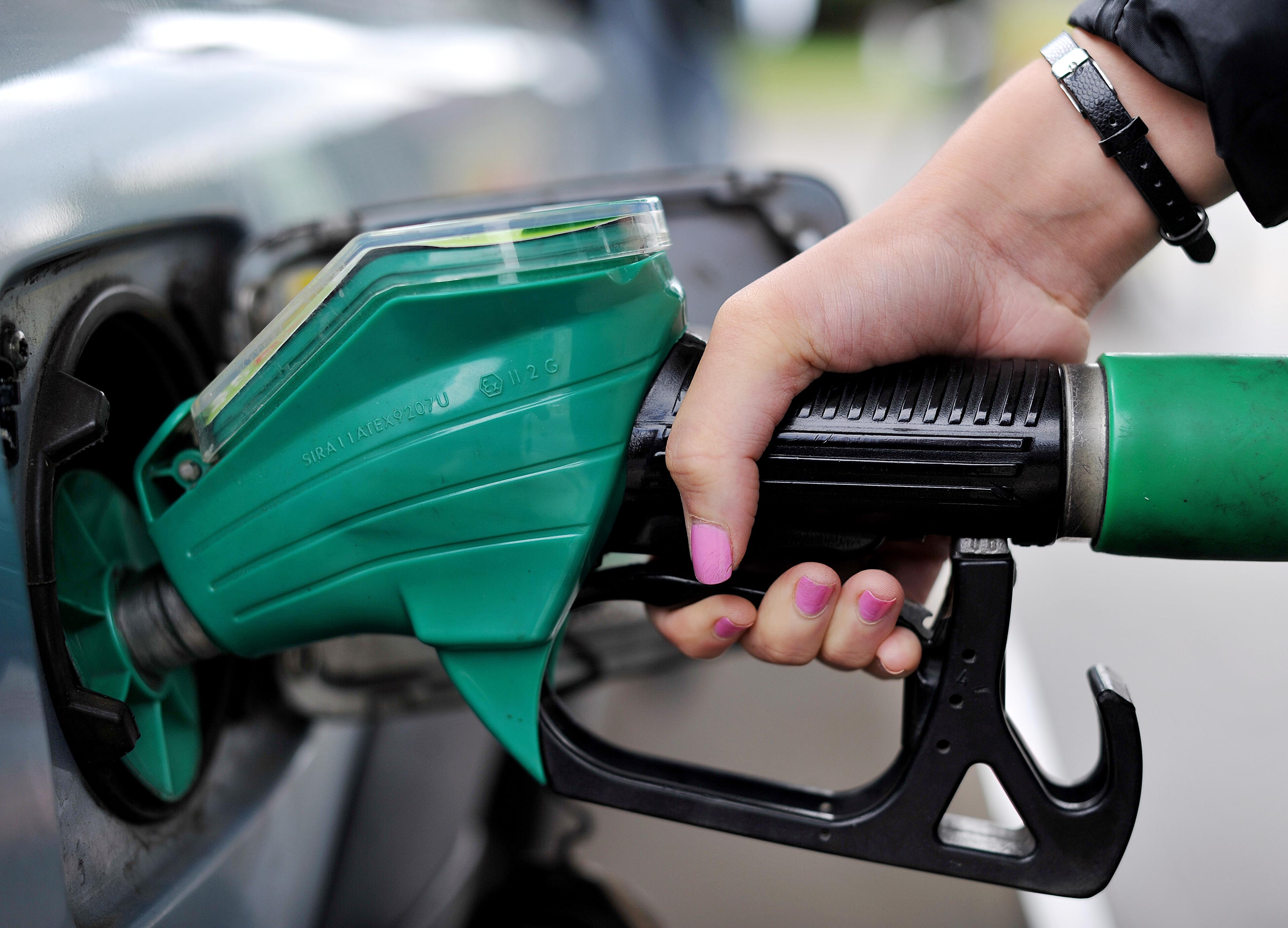 The rising cost of petrol has  forced some drivers to pawn their belongings (Picture: PA)