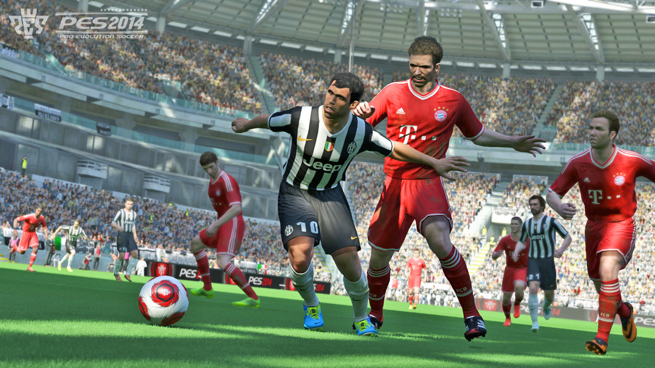 PES 2014: Pro Evolution Soccer review – final whistle
