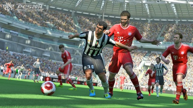 PES 2014 – does it stand a chance against FIFA 14?