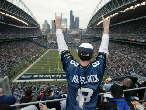 Loud and proud Seattle Seahawks fans make the record books: Video