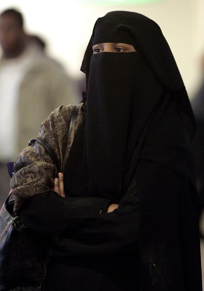 Anger over Birmingham college's Muslim veil ban