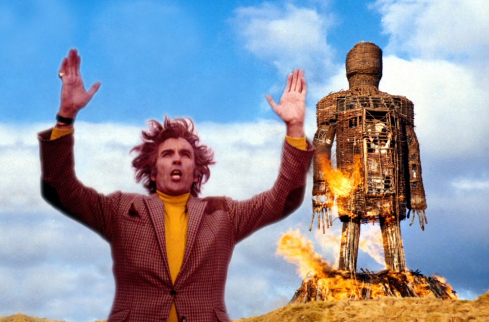 For its final cut, take one last dance around The Wicker Man
