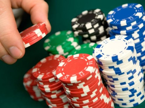 Poker cheat who used infrared contact lenses and cards marked with invisible ink jailed for two years
