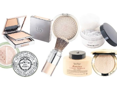 The powders changing the face of our make-up bags