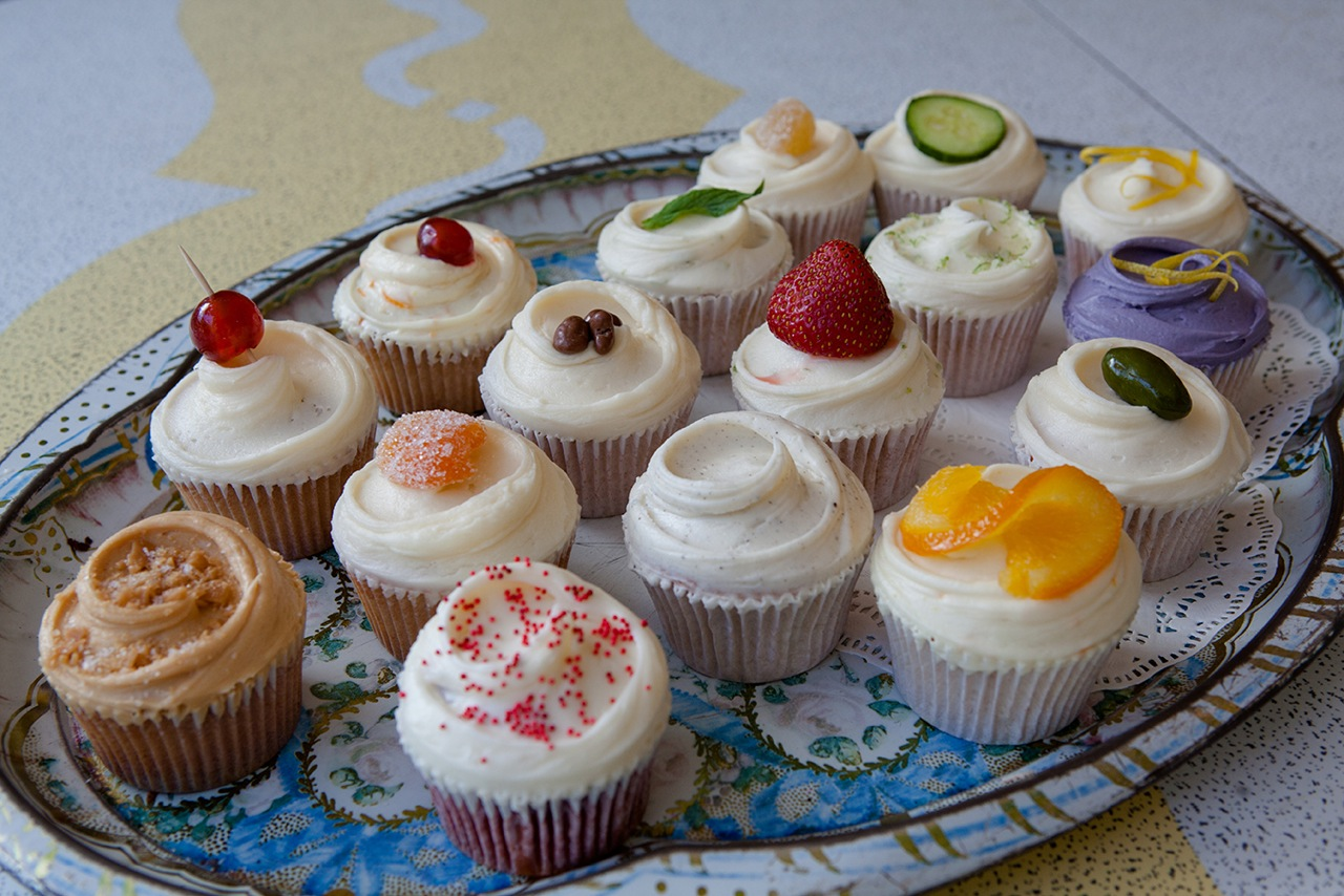 Cupcake week: Top five most unusual cupcakes in London