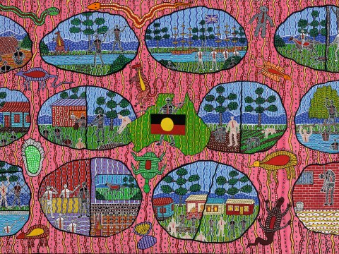 Royal Academy's Australia brings home the human cost of colonisation