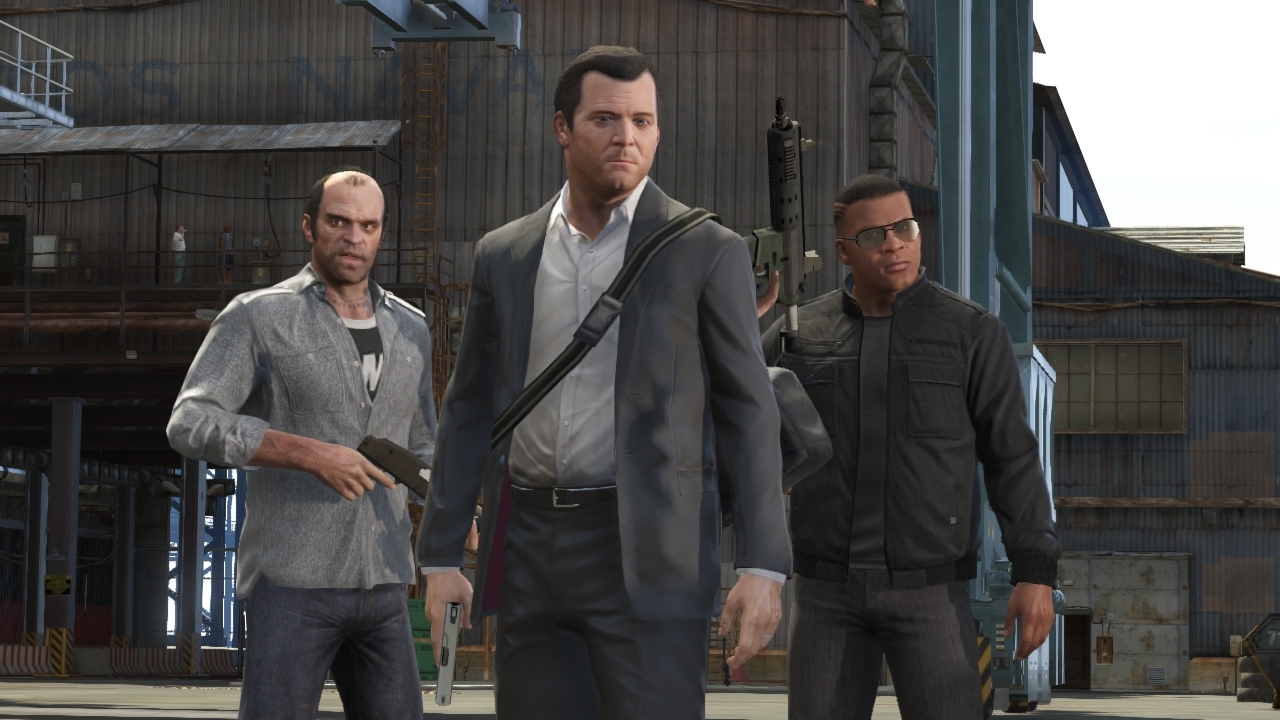 Grand Theft Auto V –what do you want from story DLC?