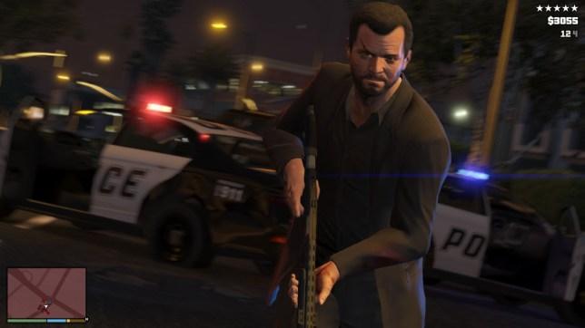 Grand Theft Auto V (360) - best game ever?