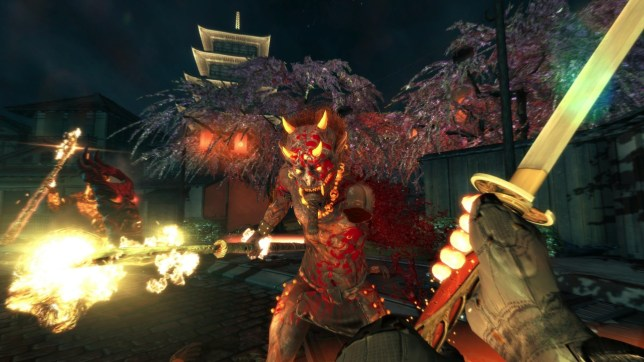 Shadow Warrior (PC) – not Call Of Duty