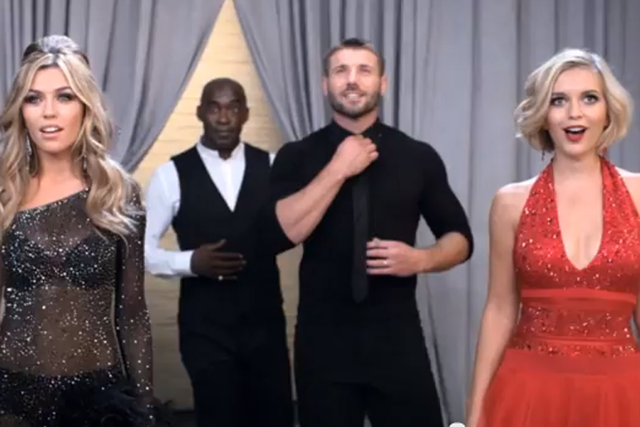 Strictly Come Dancing's celebrity dancers appear awestruck in newest trailer