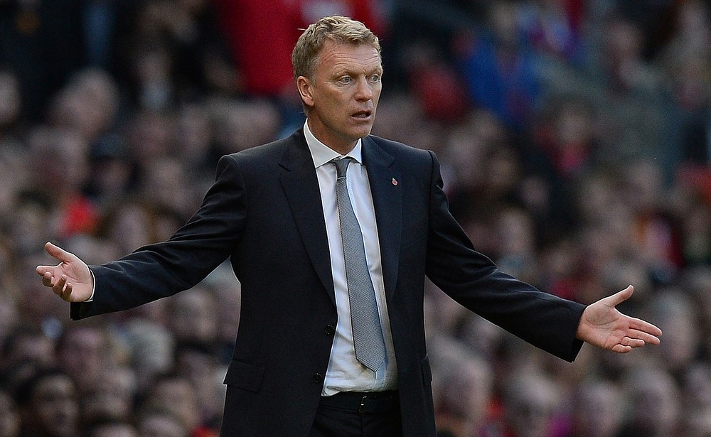 David Moyes has heaped praise on his side (Picture: Getty)