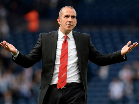 I did not fall out with players, insists axed Sunderland boss Paolo Di Canio