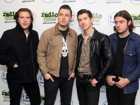 Arctic Monkeys crowned most streamed act of 2013