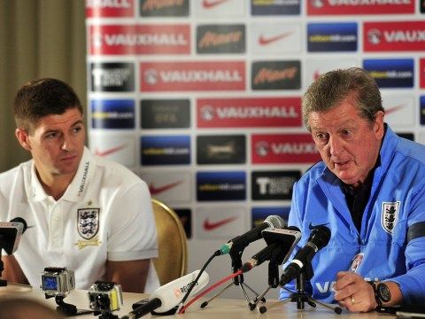 Steven Gerrard: I didn't text Harry Redknapp about the England manager's job