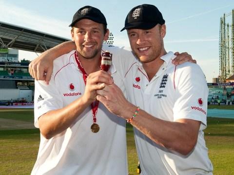 Former England fast bowler Steve Harmison hangs up his spikes