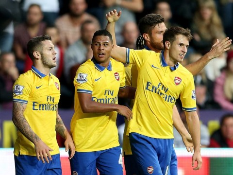 Serge Gnabry hailed by Arsene Wenger after signing new Arsenal contract