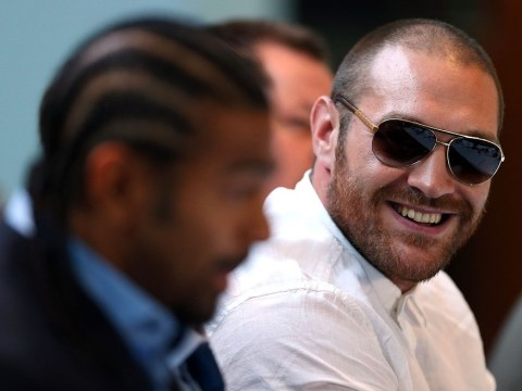 Tyson Fury's uncle and trainer Peter admits: He says some stupid things on Twitter