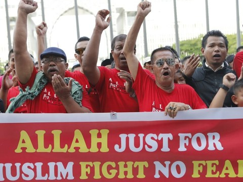 Christian newspaper told it cannot use 'Allah' as a term for God