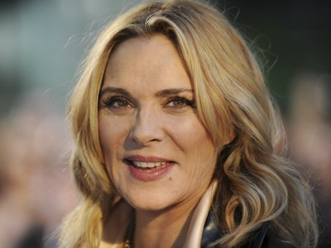 Kim Cattrall says a return for Sex and the City 3 would be 'financially fantastic!'