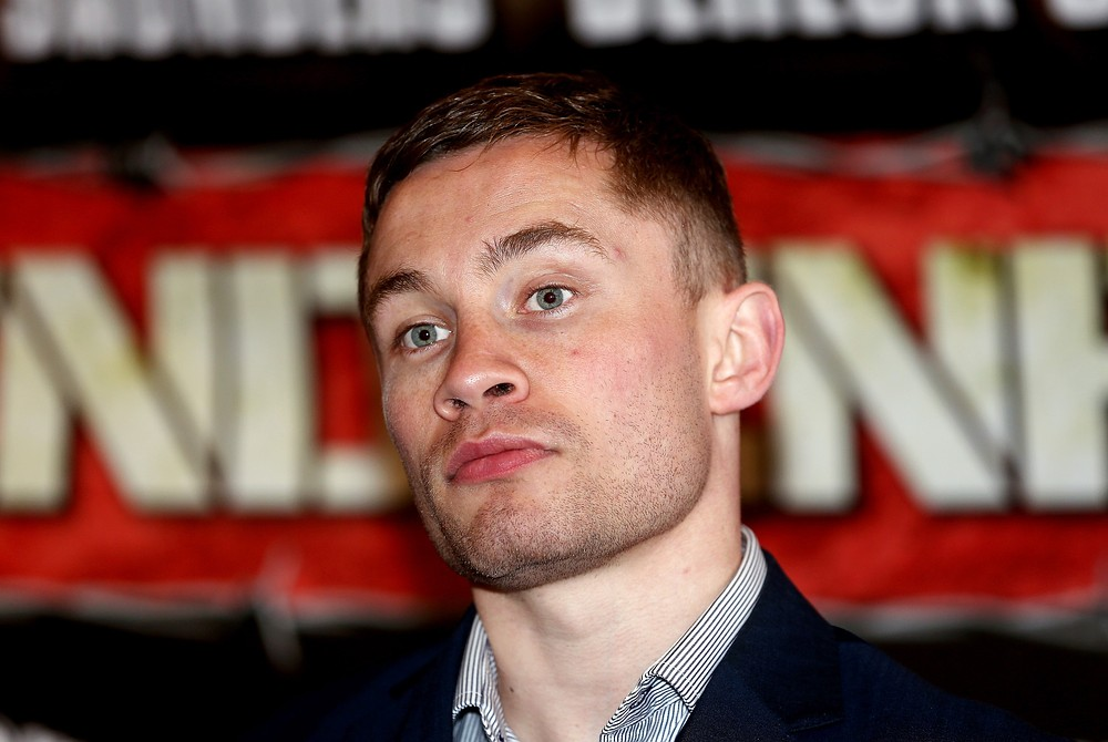 Carl Frampton realised he can beat his next opponent Jeremy Parodi after watching him on reality TV