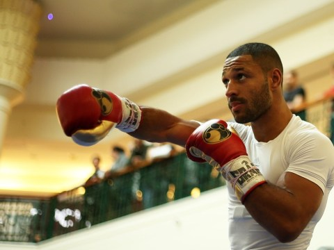 Kell Brooks wants to win a world title then take on Amir Khan in an explosive 2014