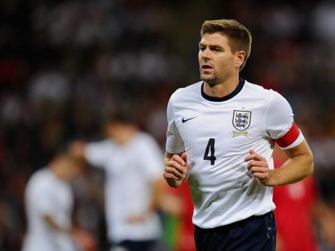 Steven Gerrard backs Wayne Rooney and Daniel Sturridge to steer England through 'critical week'