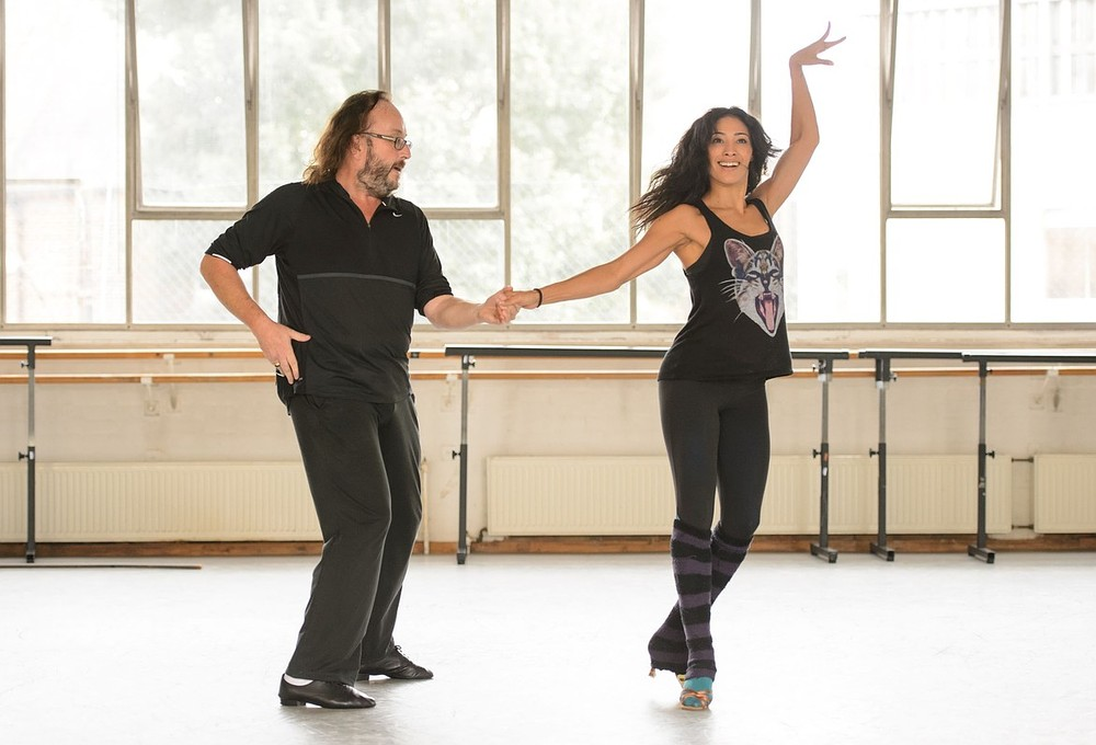 Can Hairy Biker Dave Myers win Strictly Come Dancing?