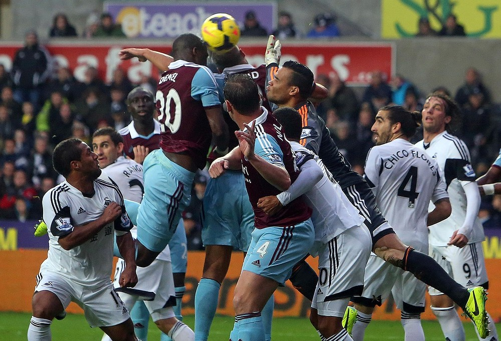 There is plenty more to come from Swansea City despite West Ham setback