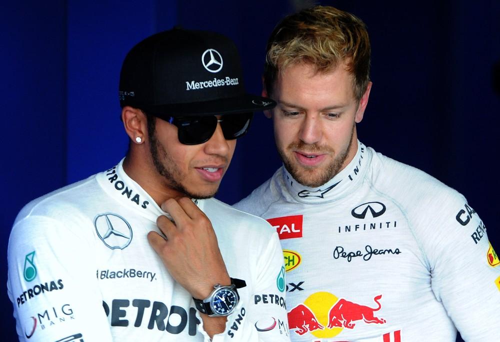 Sebastian Vettel will become F1 record-breaker, says Lewis Hamilton