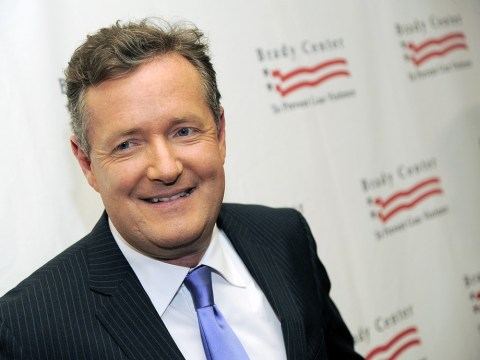 Piers Morgan sorry for 'insensitive' UK storm tweet