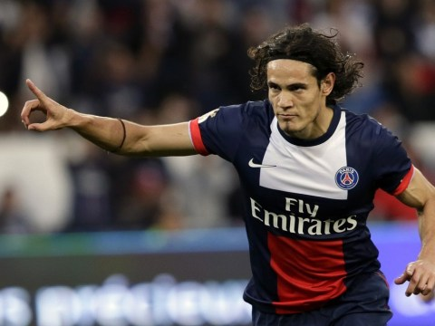 Manchester United looking to nail down deal for PSG midfielder Edinson Cavani this summer