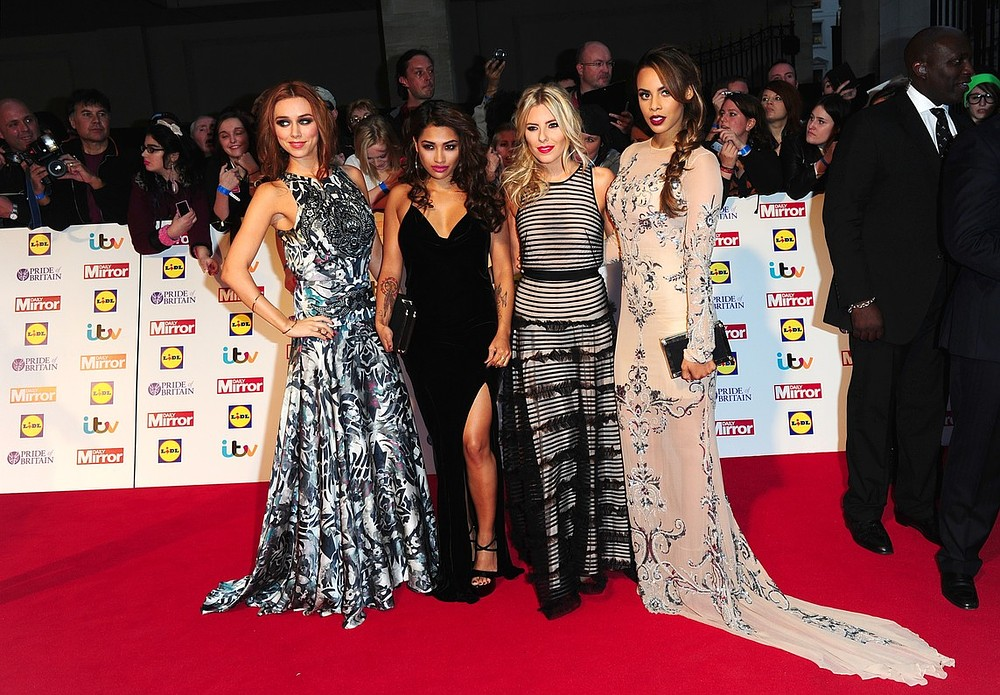 The Pride of Britain Awards 2013: Best and worst dressed