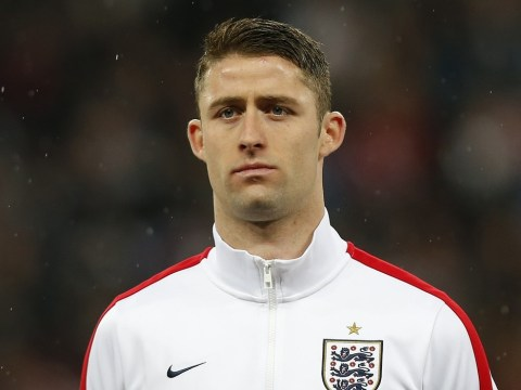 Chelsea's Gary Cahill must keep Poland's Robert Lewandowski quiet during England clash