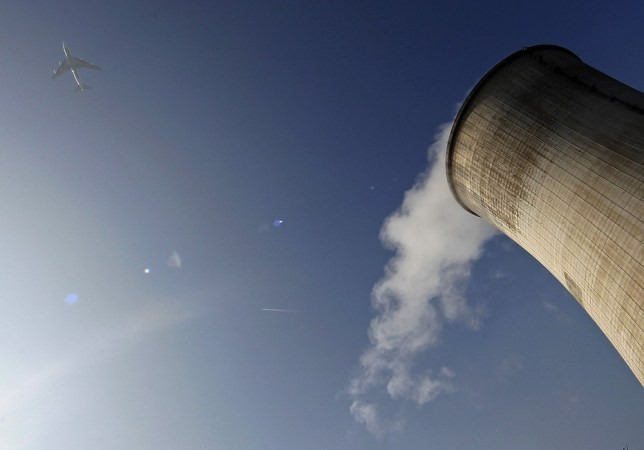 The government has paved the way for a new nuclear plant in the UK (Picture: Reuters)