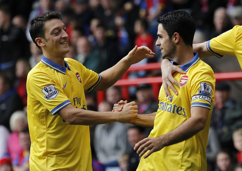 """Mesut Ozil has been driving force behind Arsenal""""s rise up the table, says Nigel Winterburn"""
