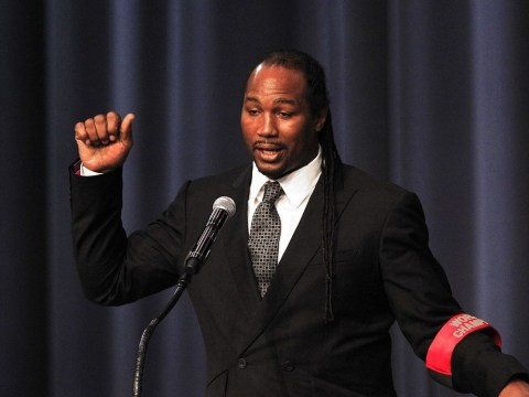 Lennox Lewis ready to making boxing return, as long as he gets $100m purse to fight Wladimir Klitschko